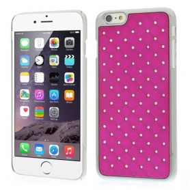 iPhone 6 plus hot pink luksus kuoret