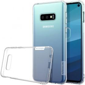 Samsung Galaxy S10e ultra ohuet läpinäkyvät kuoret