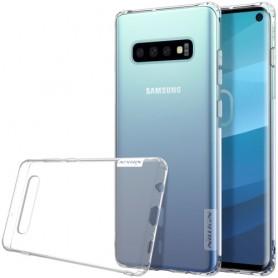 Samsung Galaxy S10 ultra ohuet läpinäkyvät kuoret