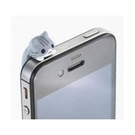 Koriste kännykkään - roikkuva kissa.