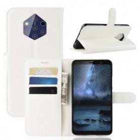 Nokia 9 Pureview valkoinen suojakotelo