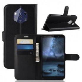 Nokia 9 Pureview musta suojakotelo