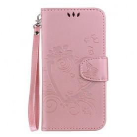 Samsung Galaxy S9 pinkki sydän suojakotelo