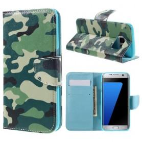 Samsung Galaxy S7 edge maastokuvio suojakotelo