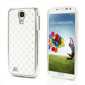 Galaxy S4 valkoiset luksus kuoret