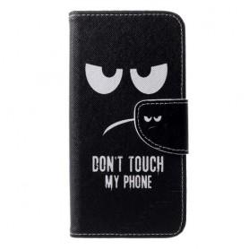 Huawei P30 do not touch my phone suojakotelo