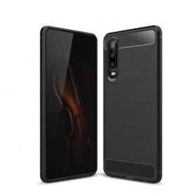 Huawei P30 musta suojakuori