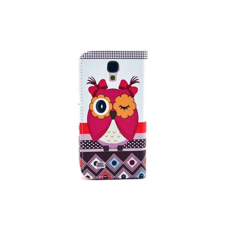 Galaxy S4 pöllö lompakkokotelo
