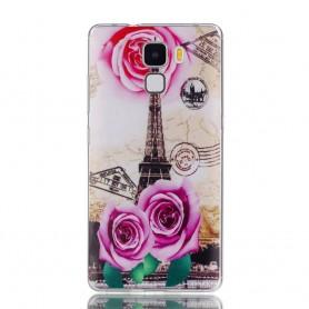 Huawei Honor 7 Eiffel-torni suojakuori