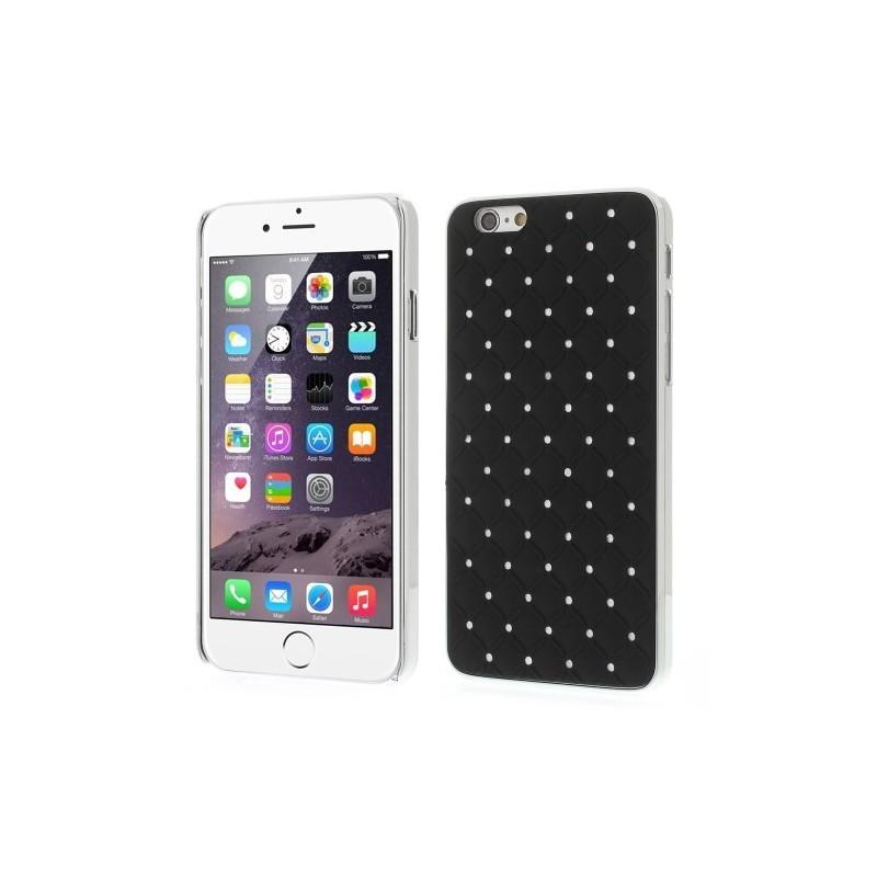 iPhone 6 mustat luksus kuoret