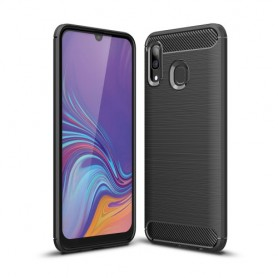 Samsung Galaxy A40 musta suojakuori