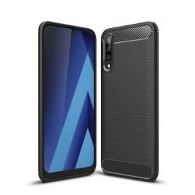 Samsung Galaxy A50 musta suojakuori