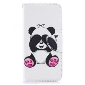 Samsung Galaxy A50 panda suojakotelo