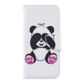 Huawei Honor 8A panda suojakotelo