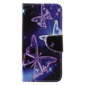 Huawei Honor 8A perhoset suojakotelo