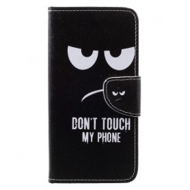 Huawei Honor 8A do not touch my phone suojakotelo