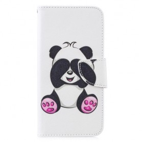 Huawei P30 Lite panda suojakotelo
