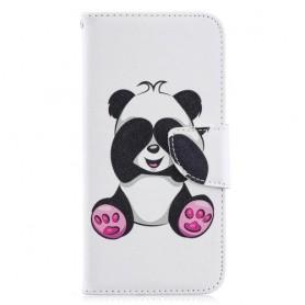 Huawei Y6s / Y6 2019 panda suojakotelo