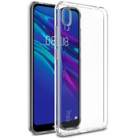 Huawei Y6 2019 ultra ohuet läpinäkyvät kuoret