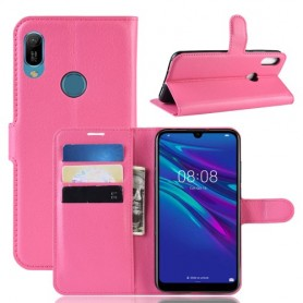 Huawei Y6 2019 pinkki suojakotelo