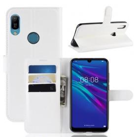 Huawei Y6s / Y6 2019 valkoinen suojakotelo