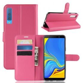 Samsung Galaxy A7 2018 pinkki suojakotelo