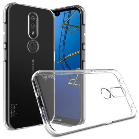Nokia 4.2 ultra ohuet läpinäkyvät kuoret