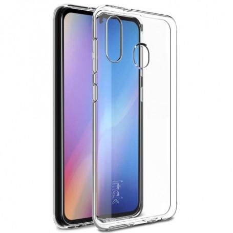 Samsung Galaxy A20e ultra ohuet läpinäkyvät kuoret