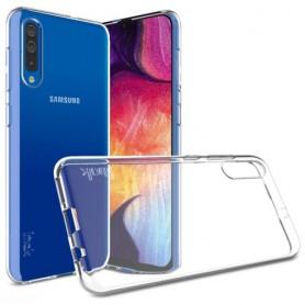 Samsung Galaxy A70 ultra ohuet läpinäkyvät kuoret