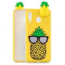 Samsung Galaxy A40 ananas suojakuori