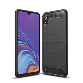 Samsung Galaxy A10 musta suojakuori