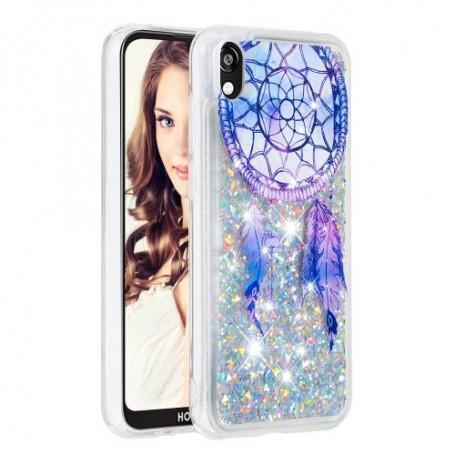 Huawei Y5 2019 glitter hile unisieppari suojakuori
