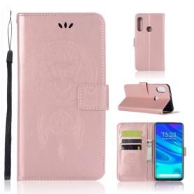 Huawei P Smart Z / Honor 9X ruusukulta unisieppari suojakotelo