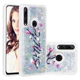 Huawei P Smart Z / Honor 9X glitter hile smile suojakuori