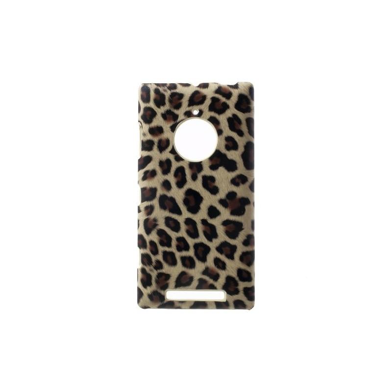 Lumia 830 leopardikuoret.