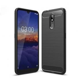 Nokia 3.2 musta suojakuori