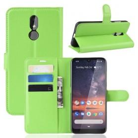 Nokia 3.2 vihreä suojakotelo