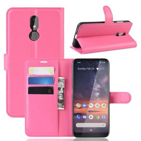 Nokia 3.2 pinkki suojakotelo
