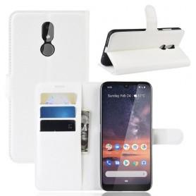 Nokia 3.2 valkoinen suojakotelo