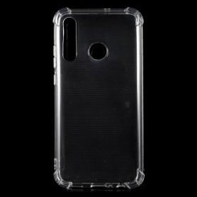 Huawei Honor 20 Lite läpinäkyvä suojakuori.