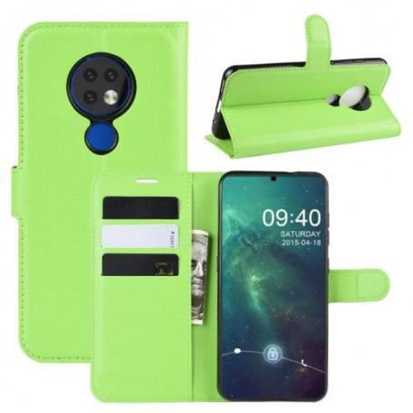 Nokia 6.2 vihreä suojakotelo