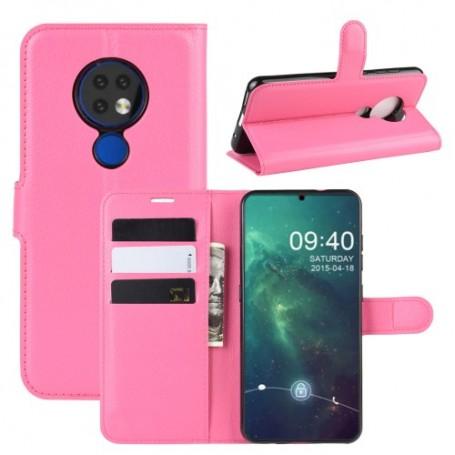 Nokia 6.2 pinkki suojakotelo