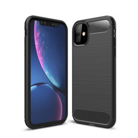 Apple iPhone 11 musta suojakuori
