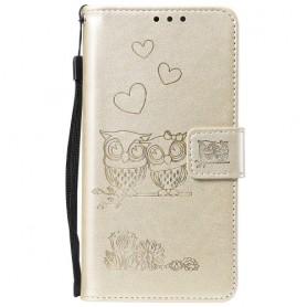 iPhone 11 Pro kullanvärinen pöllöt suojakotelo