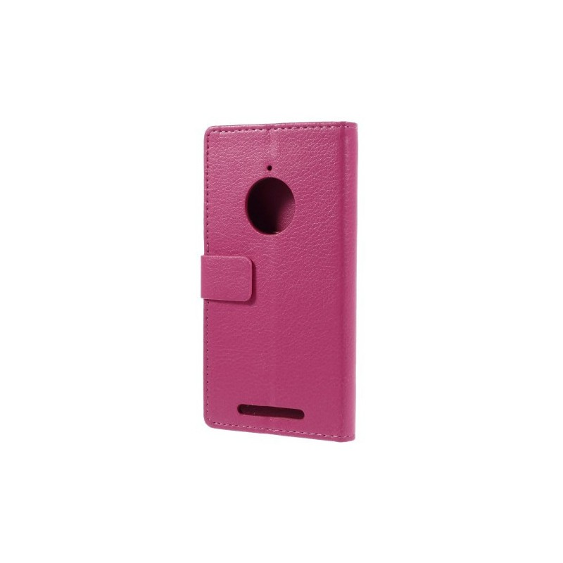 Lumia 830 hot pink puhelinlompakko