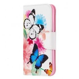iPhone 11 Pro perhoset suojakotelo