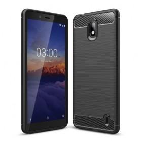 Nokia 1 plus musta suojakuori