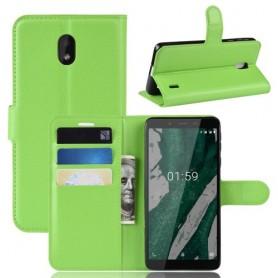 Nokia 1 plus vihreä suojakotelo