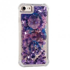 iPhone 6/6s/7/8/SE 2020 glitter hile unisieppari suojakuori