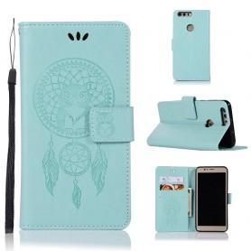 Huawei Honor 8 mintunvihreä unisieppari suojakotelo